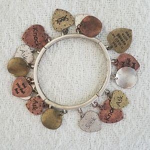 Jewelry - Seek and Ye Shall Find Bracelet